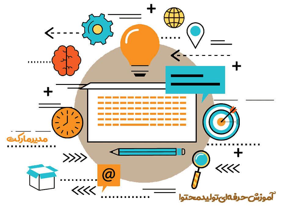 اصول تولید محتوا برای سایت