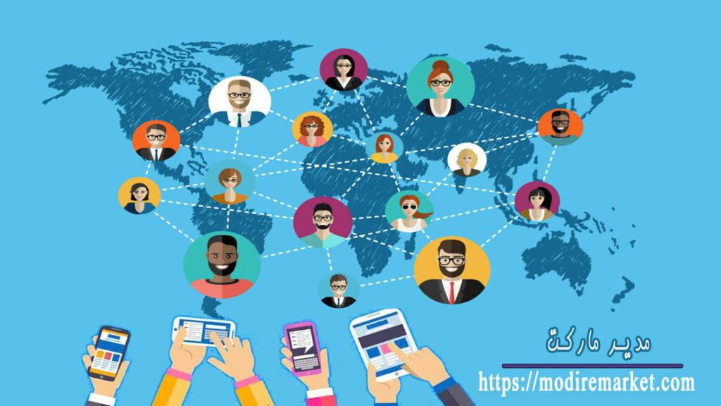 مزایای بازاریابی محتوا- اشتراک گذاری محتوا توسط کاربران
