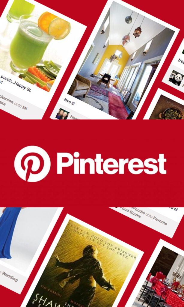 نکات استفاده از پینترست(Pinterest)